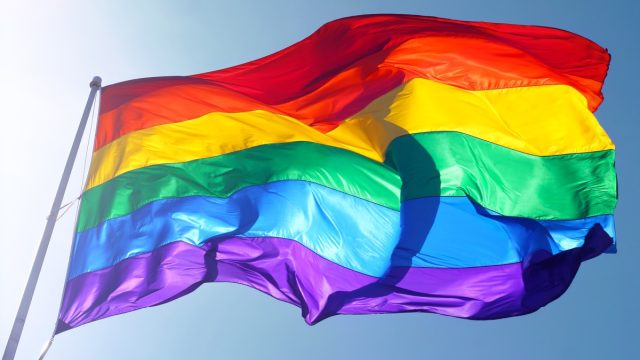 lgbt pride flag meaning of the pride flag's colors
